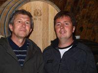Jaroslav Beneš , majitel  a Roman Beneš , technolog