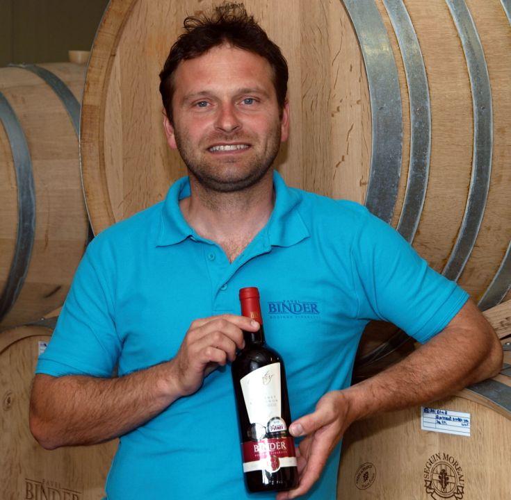 Výsledek obrázku pro Pavel Binder vinařství