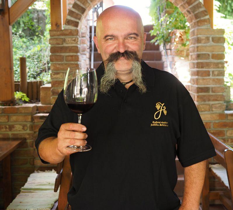 Výsledek obrázku pro Jedlička vinařství