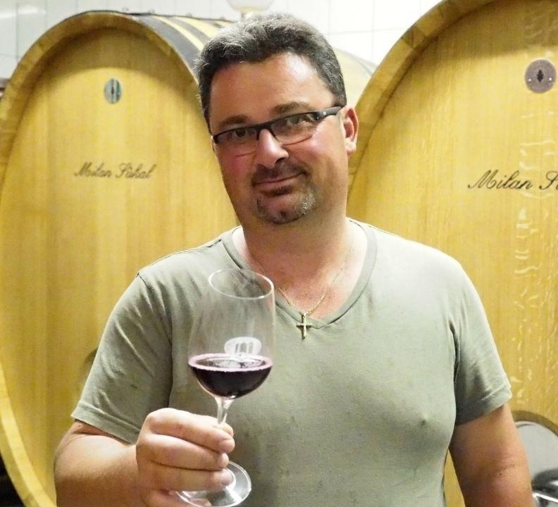 Výsledek obrázku pro milan sůkal vinařství